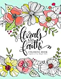 Florals and Faith: Coloring Book