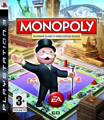 Monopoly (PS3) [Importación inglesa]: Amazon.es: Videojuegos
