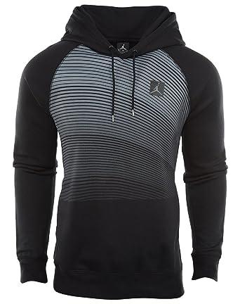 38f1607bbb586b Amazon.com  Jordan 12 Pullover Hoodie Mens Style  819141-010 Size  S ...