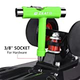 Zeato All-in-One Skate Tools Multi-Function