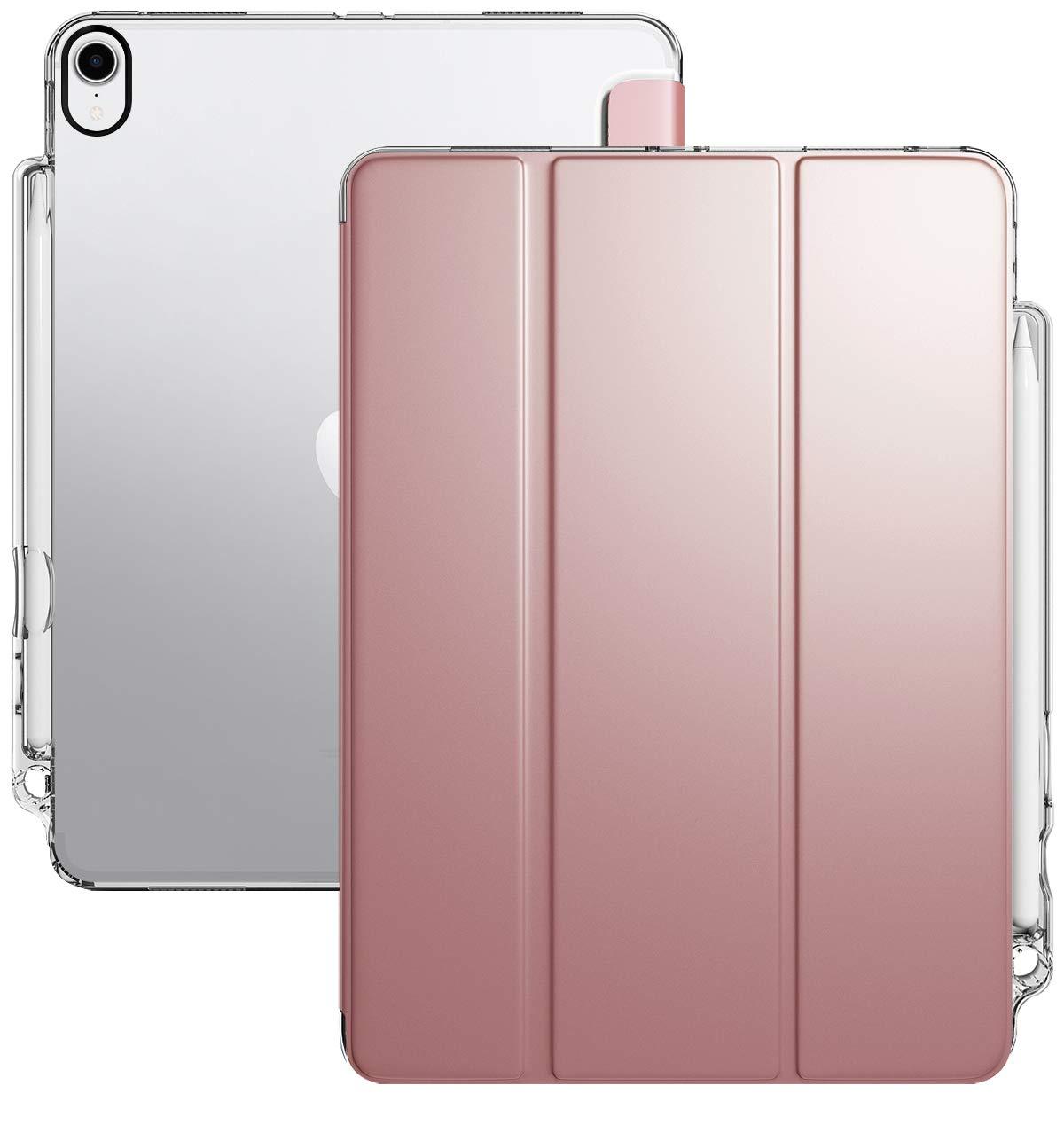 【爆買い!】 Poetic Lumos X Apple B07GNRBDLK iPad Pro 2018年発売 11用 Apple 2018年発売 LumosX-iPad-Pro-11-2018-Black B07GNRBDLK Rose Gold/Clear Rose Gold/Clear, 玉野市:096bff33 --- by.specpricep.ru