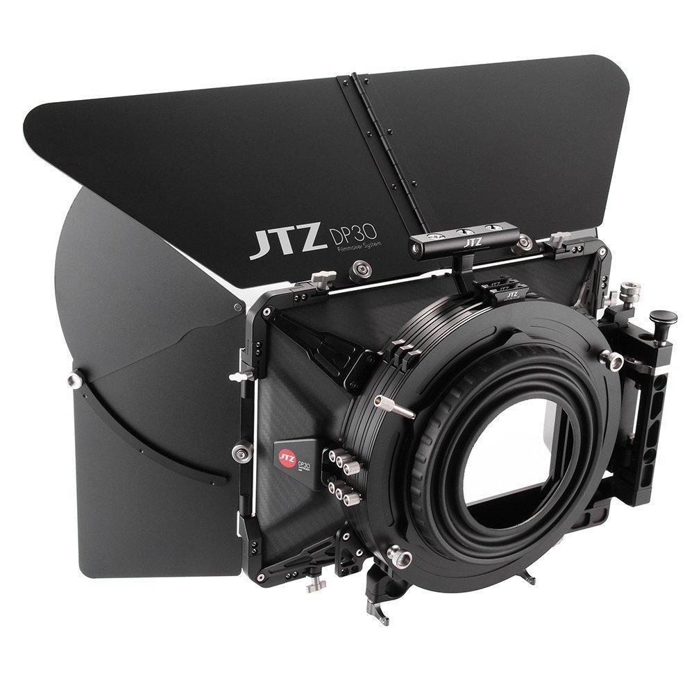 JTZ DP30 Side Installation Module for 4x4 4x5.65 5.65x5.65 6x6 Swing Away Matte Box Rig FOTGA DP364-CA