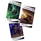 Forgotten Realms The Dark Elf Trilogy: Book 1: Homeland , Book 2: Exile , Book 3:Sojourn (Forgotten Realms, The Dark Elf Tril