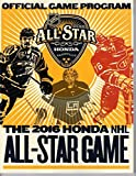 img - for 2016 NATIONAL HOCKEY LEAGUE ALL STAR GAME PROGRAM STADIUM OFFICIAL NHL PROGRAM book / textbook / text book