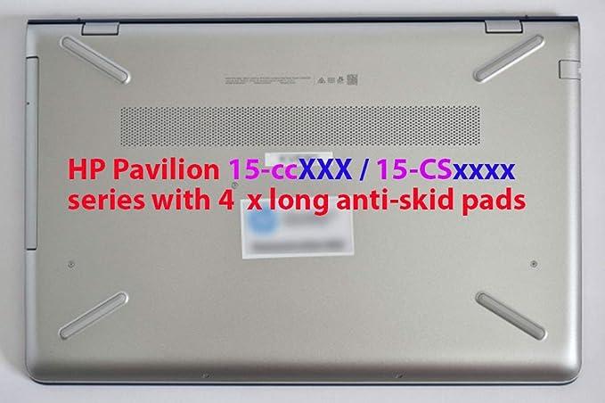 mCover - Carcasa rígida para portátiles HP Pavilion 15 ...