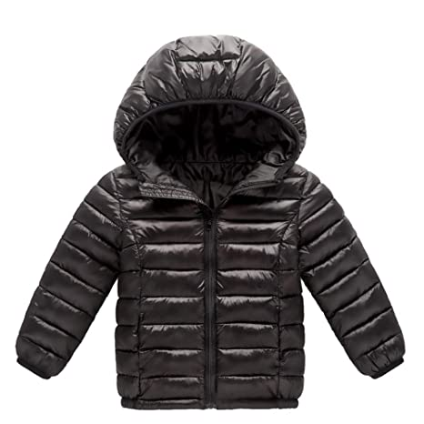 e0defb9b7 Amazon.com  Little Kids Winter Warm Coat
