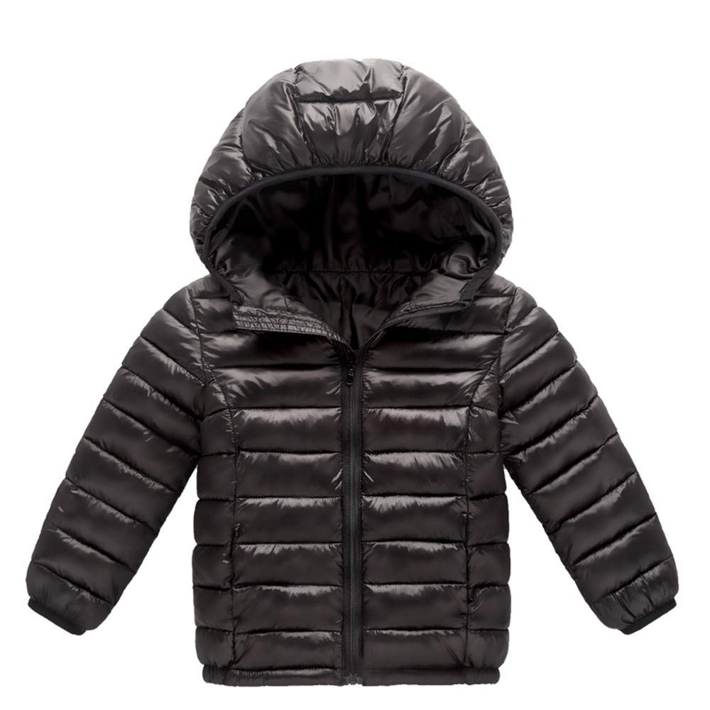 Tenworld B Kids Boys Girls Packable Lightweight Quilted Puffer Jacket Down Coats 8 Kids Outerwear