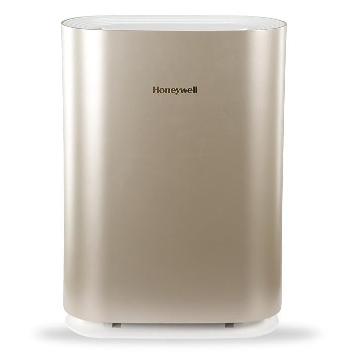 Honeywell Air Touch HAC35M1101G Room Air Purifier (Champagne Gold)
