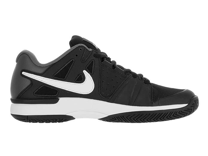 detailed look 207e6 5803e Nike Air Vapor Advantage, Sneakers Homme - différents Coloris - Noir Blanc  Gris (Noir Blanc-Gris foncé), 36 1 2 EU EU  Amazon.fr  Chaussures et Sacs