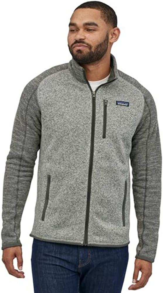 Patagonia Ms Better Sweater Jkt Chaqueta Hombre