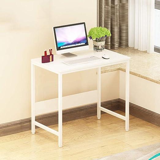 YQ WHJB Simple Oficina Escritura Mesas para Ordenador,Escritorio ...