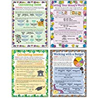 McDonald Publishing Personal Finance Math Poster Set