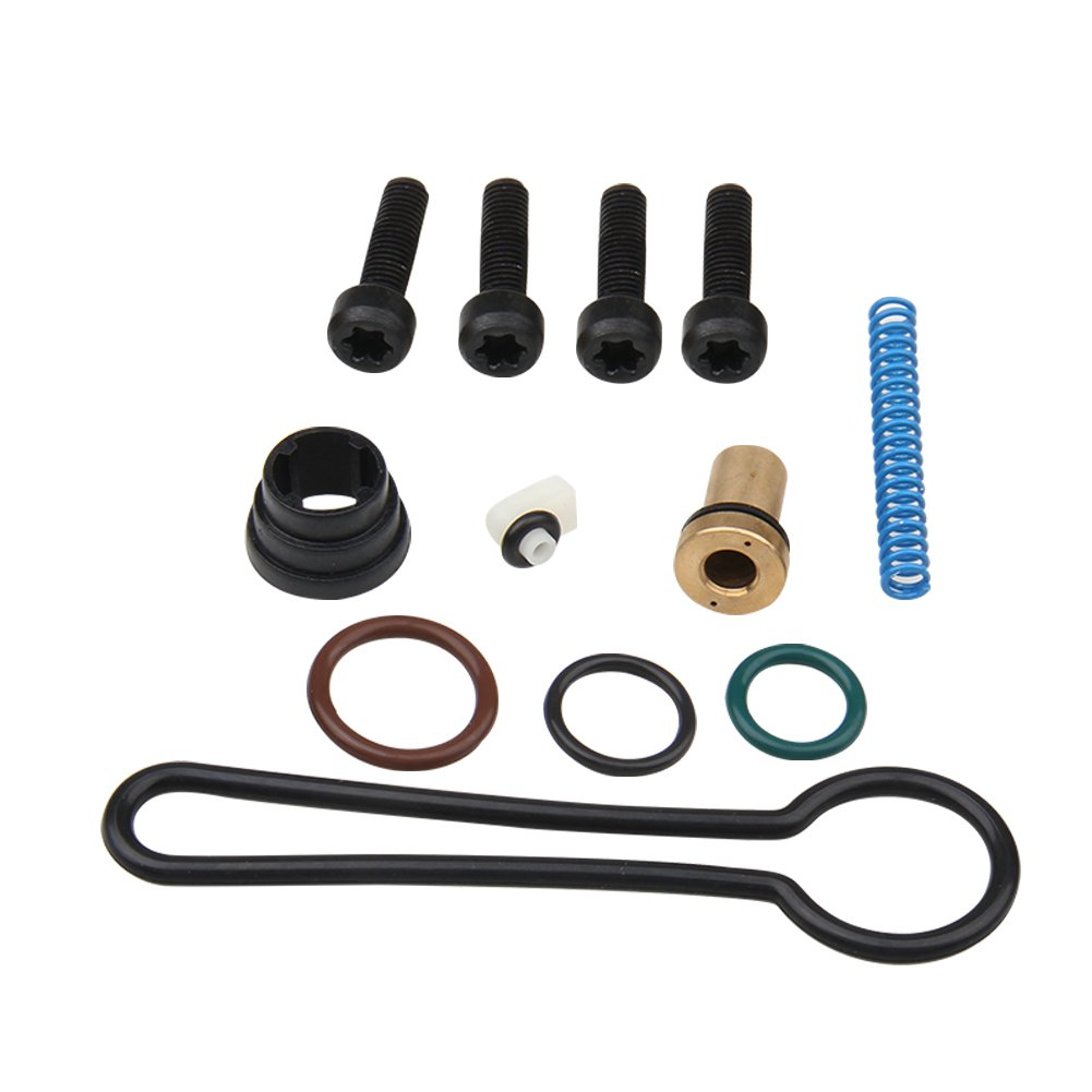 Big-Autoparts Fuel Pressure Regulator Upgraded Blue Spring Kit Super Duty V8 6.0L Powerstroke Diesel