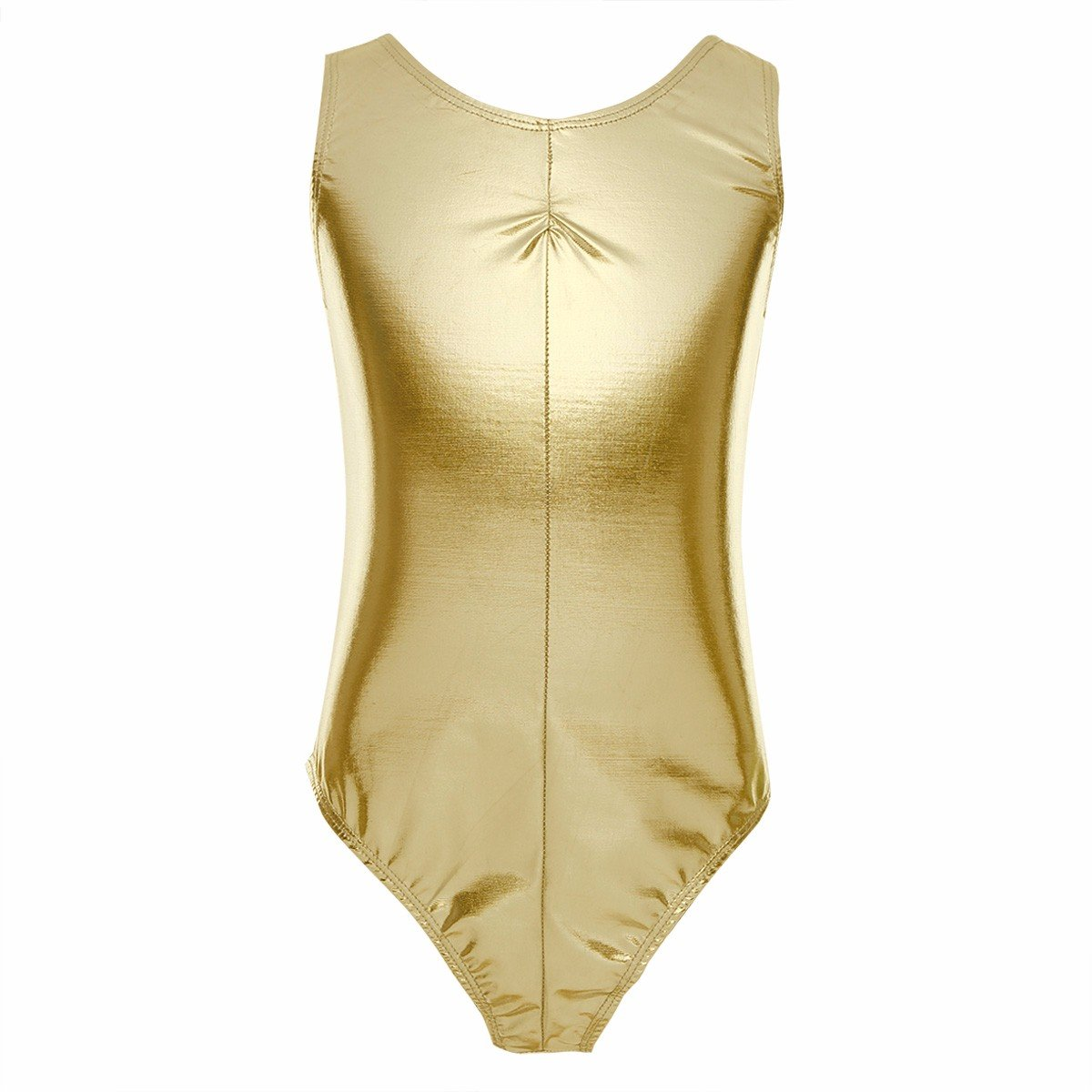 4328e893e Amazon.com  iEFiEL Girls  Kids Basic Ballet Gymnastics Costumes ...
