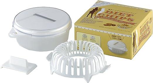 Serie terapia Micro [en un horno de microondas crujientes chips ...