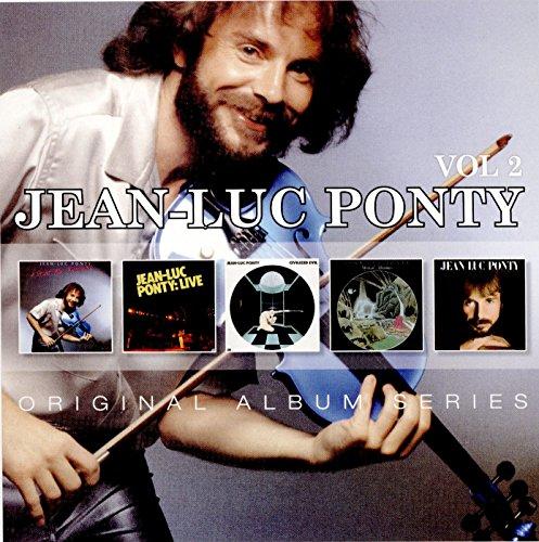 Jean - Luc Ponty - Original Album Series Vol 2 - 5CD - FLAC - 2016 - NBFLAC Download