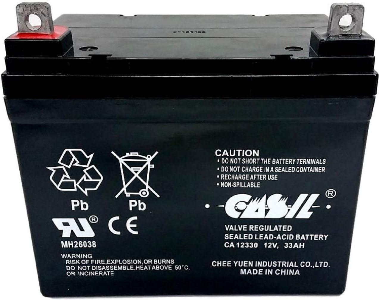 Casil Cub Cadet u1 Lawn Tractor Battery