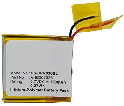 6c2005fa314 Image Unavailable. Image not available for. Color: Jabra AHB302323 Replacement  Battery ...