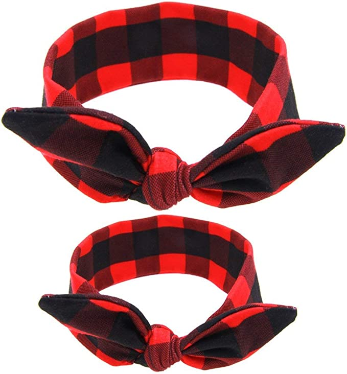 Hair Accessories Mom and Me set Hair Bow Like Mother Like Daughter Matching Hair Bows