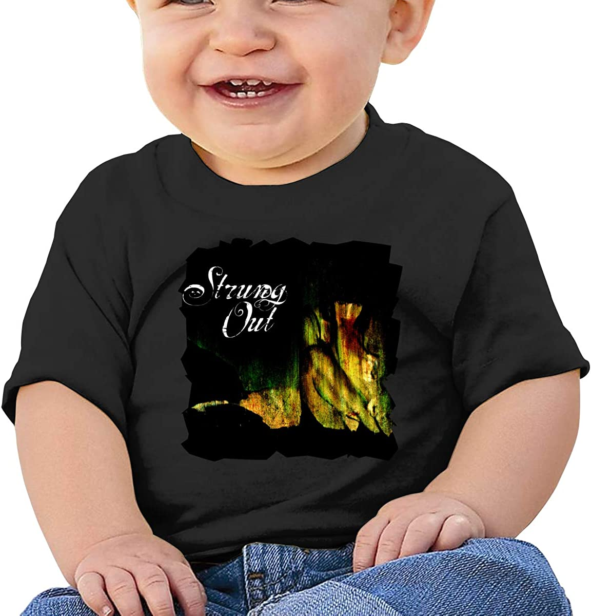 Baby Strung Out Exile in Oblivion Shirts Toddler Cotton Tee