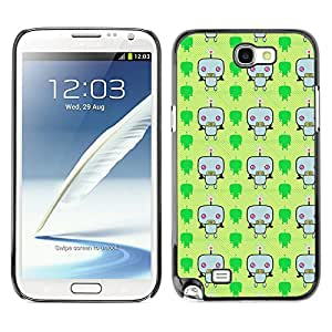 ZECASE Funda Carcasa Tapa Case Cover Para Samsung Galaxy S4 Mini I9190 No.0003766