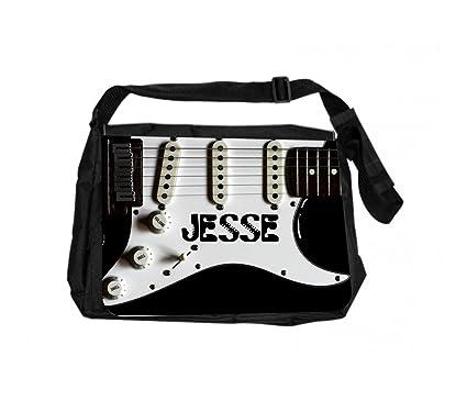 Guitarra eléctrica Rosie – Parker Inc. – personalizable para ordenador portátil Bolso bandolera para portátiles