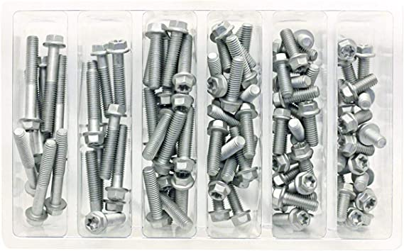 12-Pack The Hillman Group 45254 5//16-18 x 1-Inch Stainless Steel Round Slotted Machine Screw