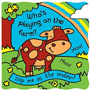 Who's Playing on the Farm? (Magic Bath Books) (1438071795) | Amazon Products