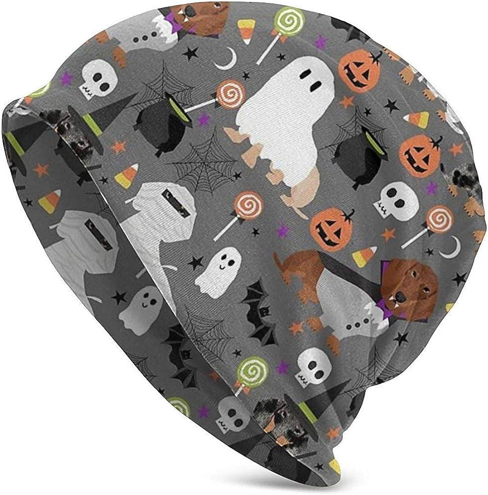 Gorros Beanie Disfraces De Perros De Halloween Cráneos De Momia ...