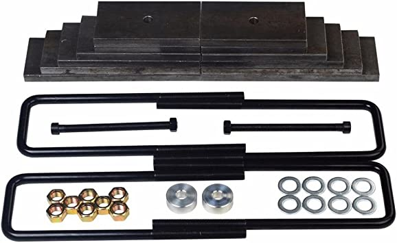 "Front Leveling3/""+Lift Kit Fit 99-04 F250 SuperDuty 4x4 Model w//Front Leaf Spring"