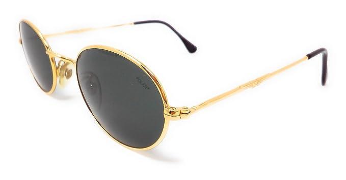 Verkauf Einzelhändler tolle Preise auf großhandel Police Damen Sonnenbrille Gold gold 49: Amazon.de: Bekleidung