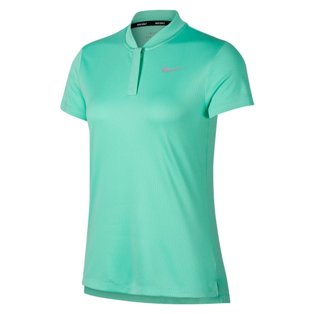 Nike Womens Golf Dry Polo, S, Green
