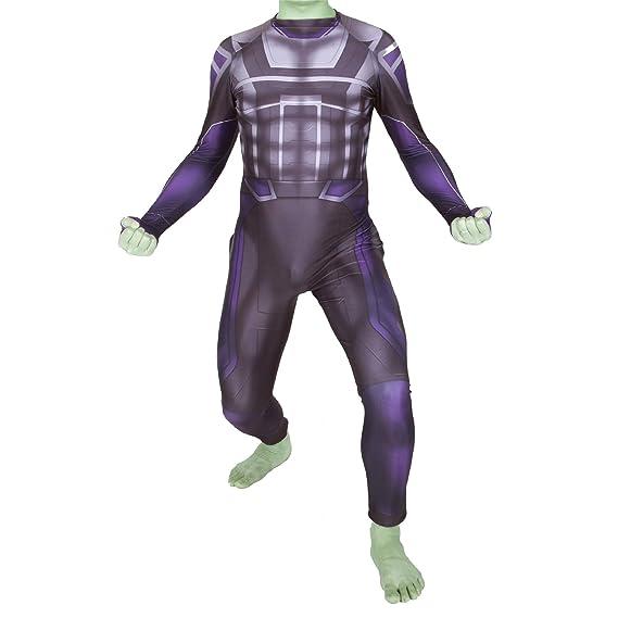 Vengadores 4 Hulk Traje, Cosplay película Siameses Medias ...