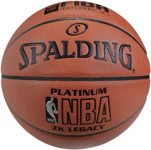 Spalding NBA Platinum Legacy mit FIBA (74-468Z) NOCOLOR 6 3001514010216