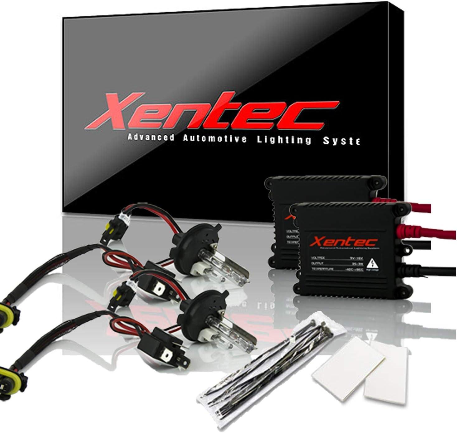 Xentec Wiring Diagram Tacoma