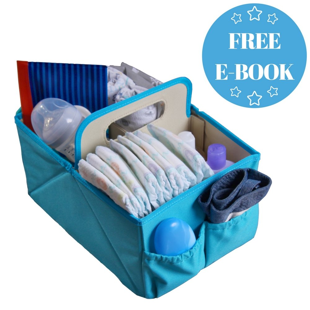 Best Rated in Diaper Stackers & Caddies & Helpful Customer Reviews ...