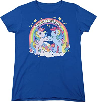Team Unicorn t-shirt fitted short sleeve womens