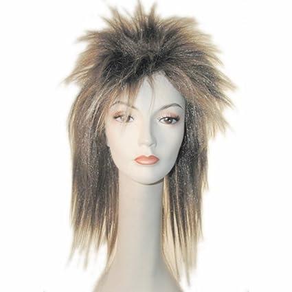 Glam Costume Femmes de Tina Turner perruque