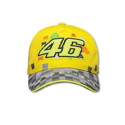 VR46 - Gorra de Valentino Rossi para niños: Amazon.es: Coche y moto