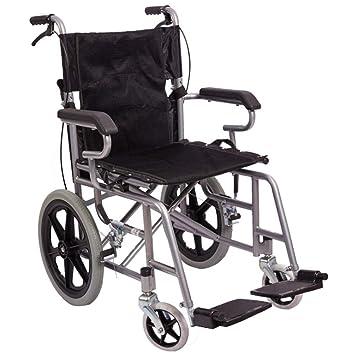 Y-L Ancianos Discapacitados Ancianos Silla de Ruedas Carro ...