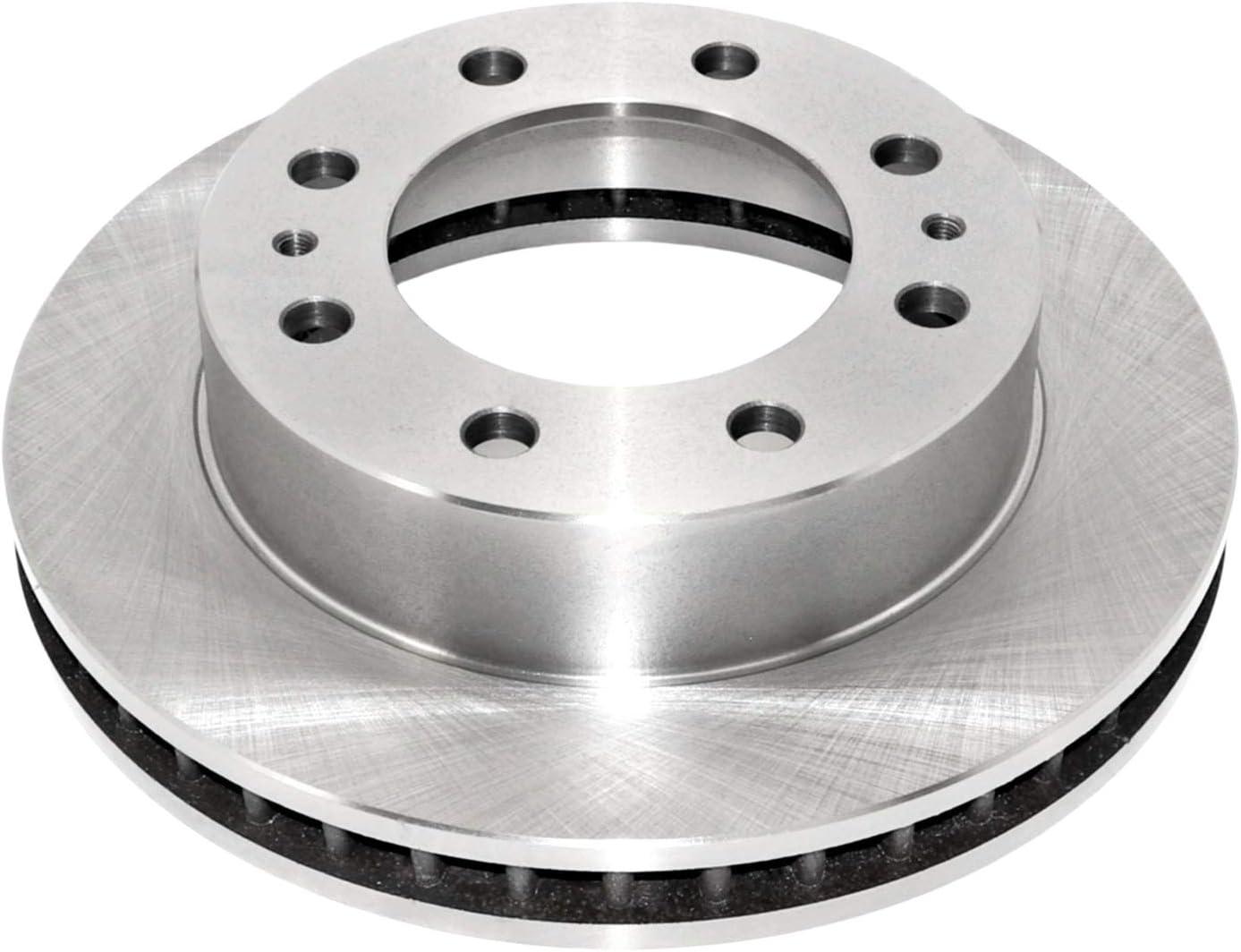 Disc Brake Rotor Front IAP Dura BR55072