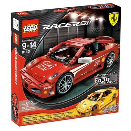 Top 9 Best LEGO Ferrari Sets Reviews in 2020 4