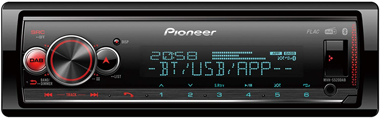 Pioneer MVH-S520DAB Autoradio