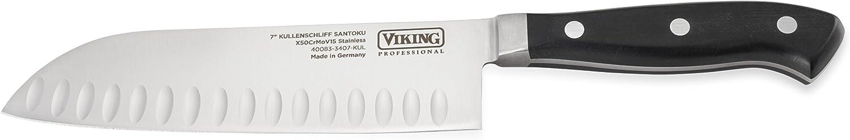Viking Professional Cutlery Santoku Knife, 7 Inch
