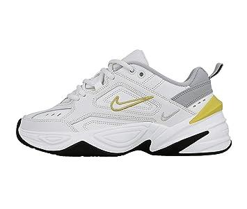 NIKE W M2K TEKNO, Sneakers Donna, Bianco/Grigio, 38 EU ...