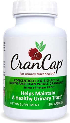 CranCap Cranberry Supplement