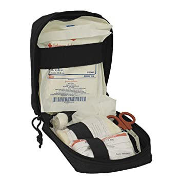 VooDoo Tactical Trauma Kit MOLLE, Fully Stocked Medical First Aid 10-8858