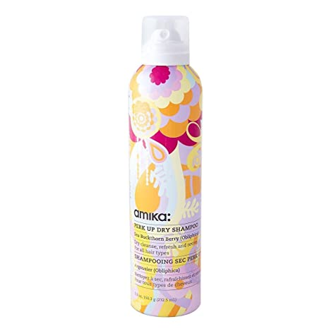 5. Amika Perk Up Dry Shampoo - Best Shampoo for Blowout Extension
