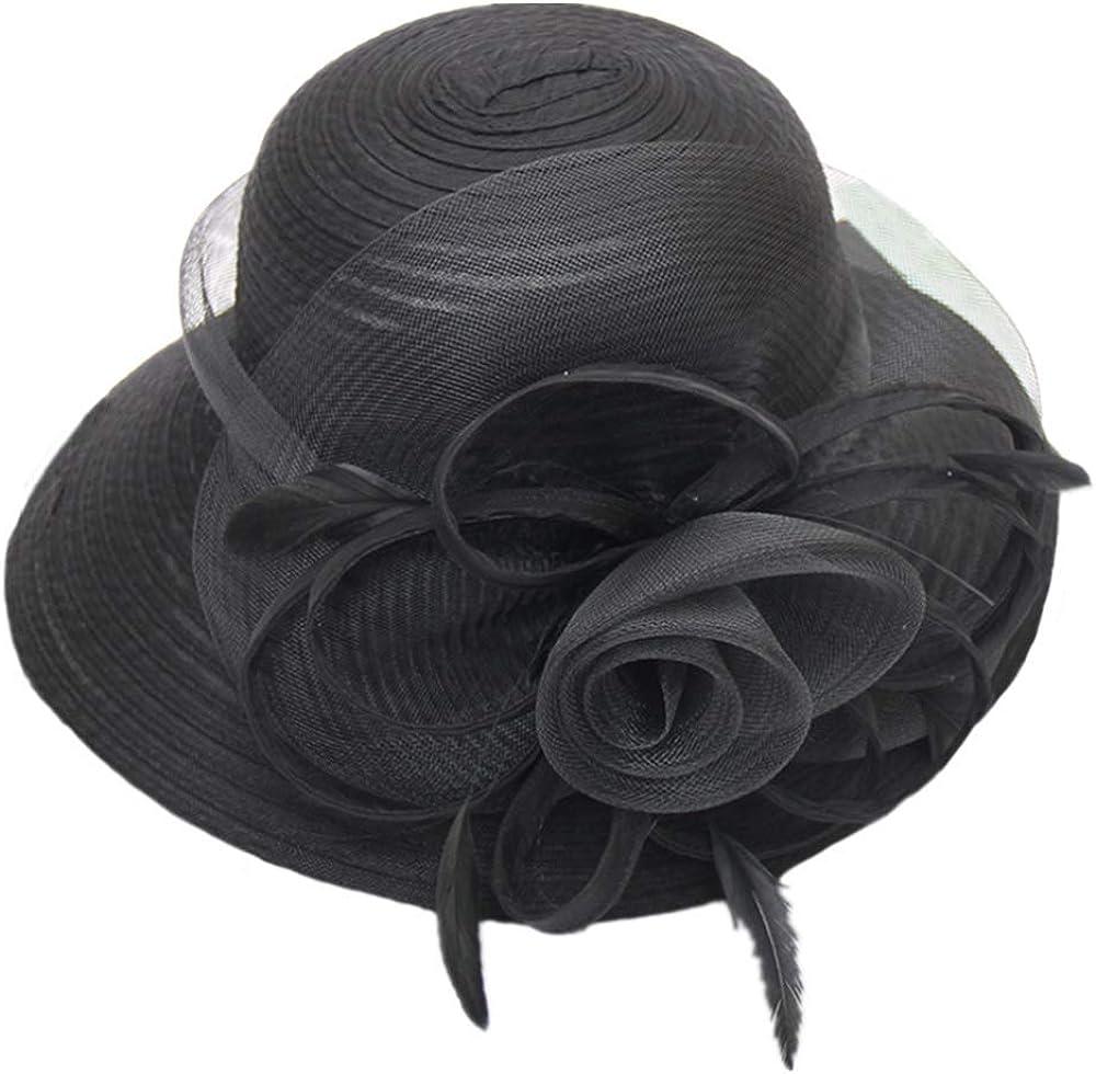 Women Church Derby Hats...