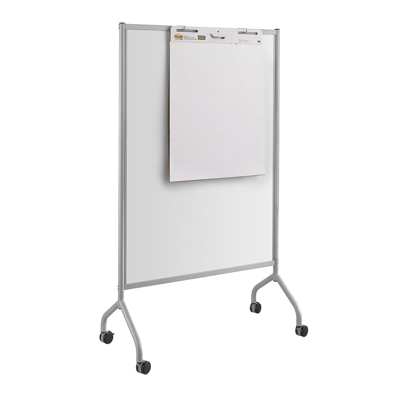 Bathroom Paneling Whiteboard 201x300.jpg Amazon.com: Safco Products 8511GR Impromptu Whiteboard, Gray: Kitchen u0026  Dining